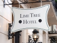 Lime Tree Hotel London England Lamp